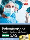Portada de Enfermeras/os. Servicio Andaluz De Salud (sas). Test Especifico