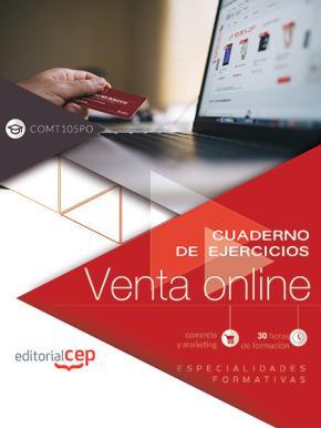 Portada de (comt105po) Cuaderno De Ejercicios Venta Online. Especialidades Formativas