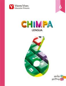 Portada de Chimpa 6º Primaria (lengua Cataluña) (aula Activa) 2015