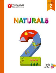 Portada de Ciencies Naturals 2º Primaria (aula Activa) Valencia