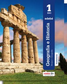 Portada de Geografia E Historia 1º Eso Andalucia