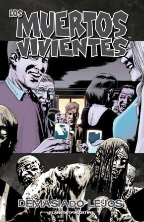 Portada de Los Muertos Vivientes Nº 13