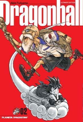 Portada de Dragon Ball Nº02/34