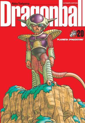 Portada de Dragon Ball Nº20/34