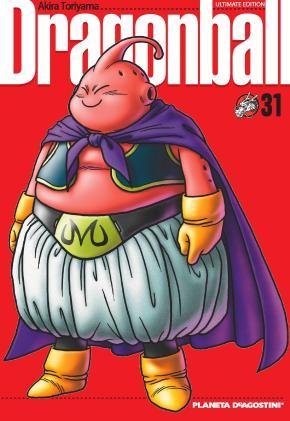 Portada de Dragon Ball Nº31/34