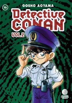Portada de Detective Conan Ii Nº 16