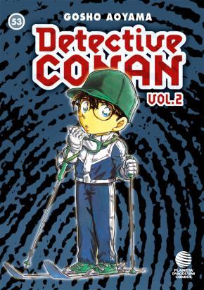 Portada de Detective Conan Ii Nº 53