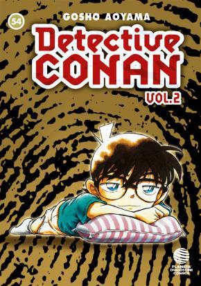 Portada de Detective Conan Ii Nº 54