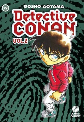 Portada de Detective Conan Ii Nº 79