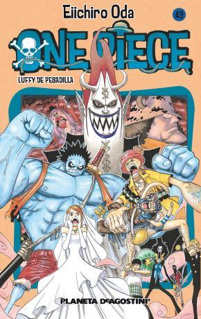 Portada de One Piece Nº 49