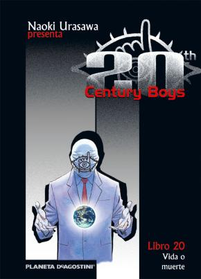 Portada de 20th Century Boys Nº20