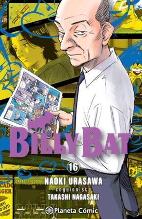 Portada de Billy Bat Nº 16