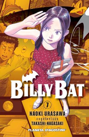 Portada de Billy Pat Nº 7