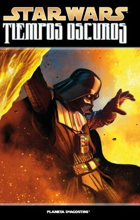 Portada de Star Wars Tiempos Oscuros Nº 6