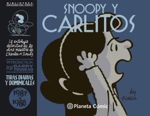 Portada de Snoopy Y Carlitos Nº 19/25  (1987-1988)