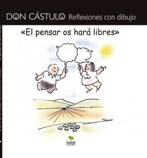 Portada de Don Castulo Reflexiones Con Dibujo