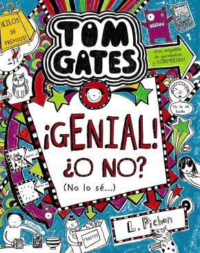 Portada de Tom Gates 8: ¡genial! ¿o No? (no Lo Se)