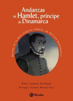 Portada de Andanzas De Hamlet, Principe De Dinamarca