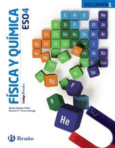 Portada de Fisica Y Quimica 4º Eso 3 Volumenes Codigo Bruño Castellano