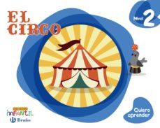 Portada de Quiero Aprender Infantil 4 Años Nivel 2 El Circo