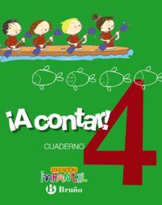 Portada de ¡a Contar! 4. 3 Años / 4 Años / 5 Años Mec Ed 2017 Educacion Infantil – 3-5 Años