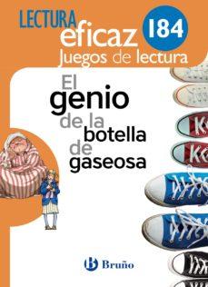 Portada de El Genio De La Botella De Gaseosa Juego De Lectura 3º / 4º Educacion Primaria – Segundo Ciclo