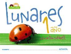 Portada de Lunares 1 Año Educacion Infantil 1 Año