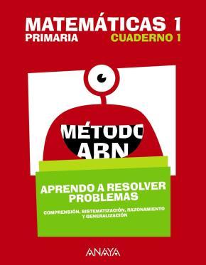 Portada de Aprendo A Resolver Problemas 1º Educacion Primaria Castellano Mec Ed 2017