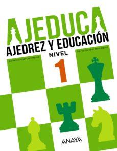 Portada de Ajeduca 1º Educacion Primaria Castellano Ed 2017 Mec