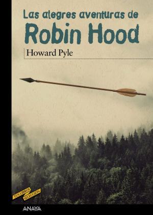Portada de Las Alegres Aventuras De Robin Hood