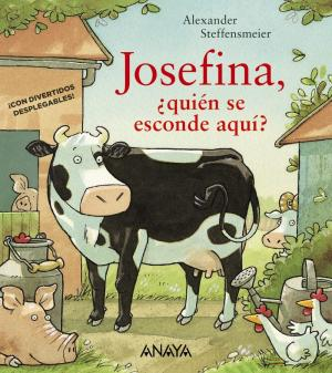Portada de Josefina, ¿quien Se Enconde Aqui?
