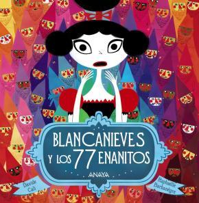 Portada de Blancanieves Y Los 77 Enanitos