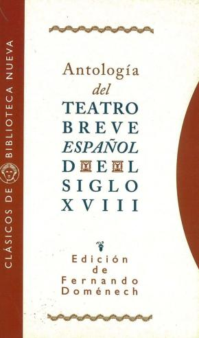 Portada de Teatro Breve Del Siglo Xviii