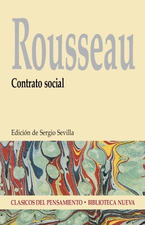 Portada de Contrato Social
