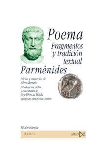 Portada de Poema: Fragmentos Y Tradicion Textual