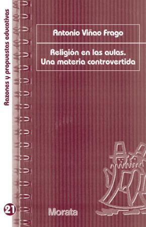 Portada de Religion En Las Aulas: Una Materia Controvertida