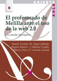 Portada de El Profesorado De Melilla Ante El Uso De La Web 2.0