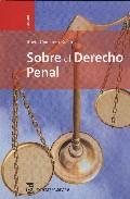 Portada de Sobre El Derecho Penal