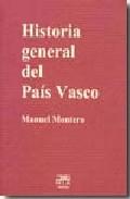 Portada de Hstoria General Del Pais Vasco