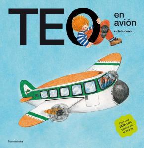 Portada de Teo En Avion (18ª Ed.)