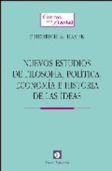 Portada de Nuevos Estudios De Economia Politica