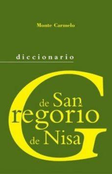 Portada de Diccionario San Gregorio De Nisa