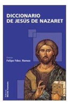 Portada de Diccionario De Jesus De Nazaret
