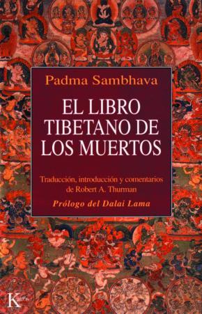 Portada de El Libro Tibetano De Los Muertos