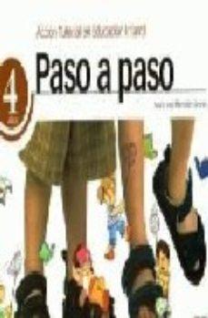 Portada de Paso A Paso 4. Accion Tutorial En Educacion Infantil (4 Años)