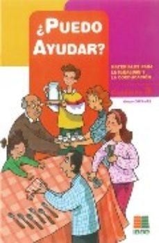 Portada de ¿Puedo Ayudar ? Cuaderno 3: Materiales Para La Igualdad Y La Coe Ducacion