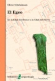Portada de El Egeo: De La Edad Del Bronce A La Edad Del Hierro