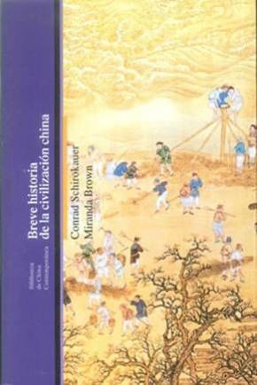 Portada de Breve Historia De La Civilizacion China