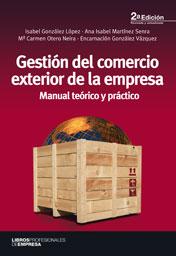 Portada de Gestion Del Comercio Exterior De La Empresa  (2ª Ed.)