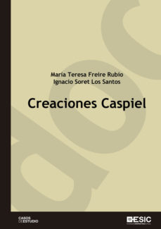 Portada de Creaciones Caspiel, S.l.